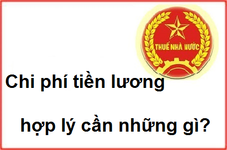 chi phi tien luong hop ly