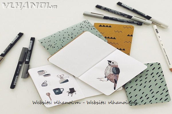 sồ-tay-Cotton-and-Flax-Notebooks