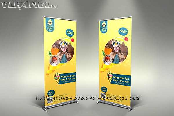 standee-